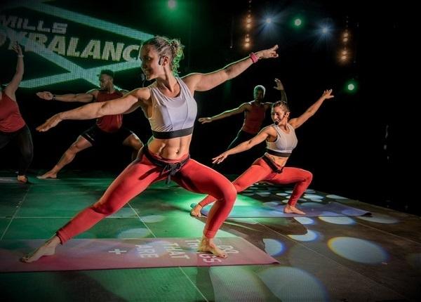 Elena yoga and personal trainer