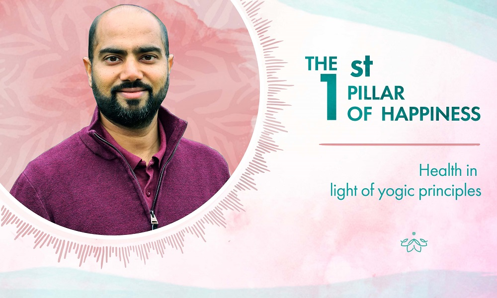 Health and Happiness in Light of Yoga Philosophy